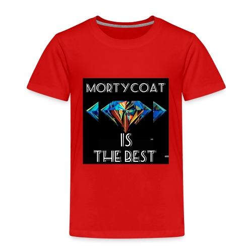 mortycoat diamond design - Kids' Premium T-Shirt
