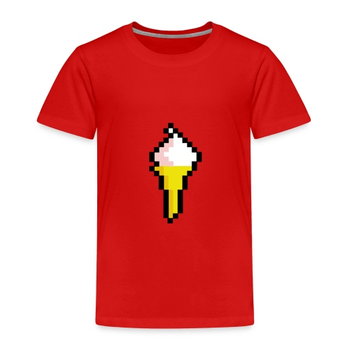Ice Cream Cone - Kids' Premium T-Shirt