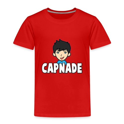 Basic Capnade's Products - Kids' Premium T-Shirt
