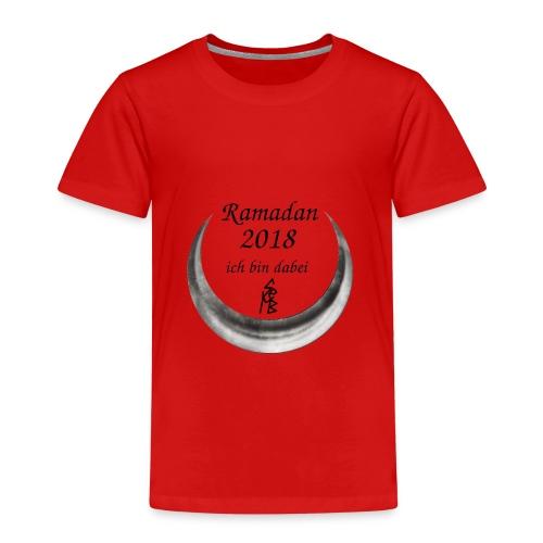 Ramadan 2018 - Kinder Premium T-Shirt