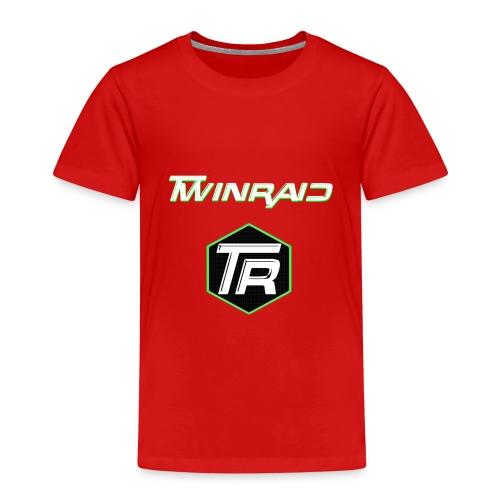 twinRAID Logo - Kinder Premium T-Shirt