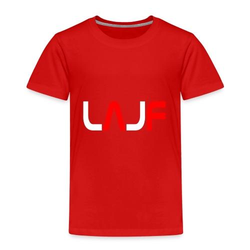 LAJF vit - Premium-T-shirt barn