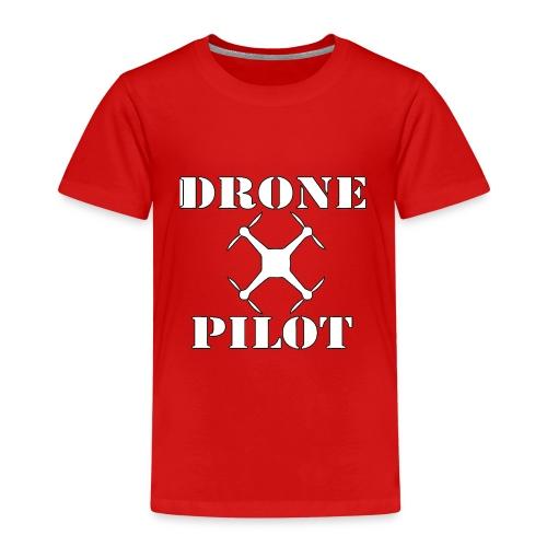 Drone Pilot - Kinderen Premium T-shirt