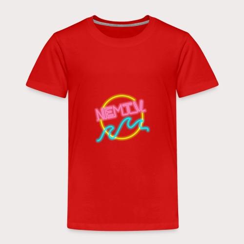 N3MTV Néon - T-shirt Premium Enfant