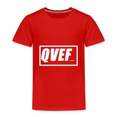QVEF - Camiseta premium niño