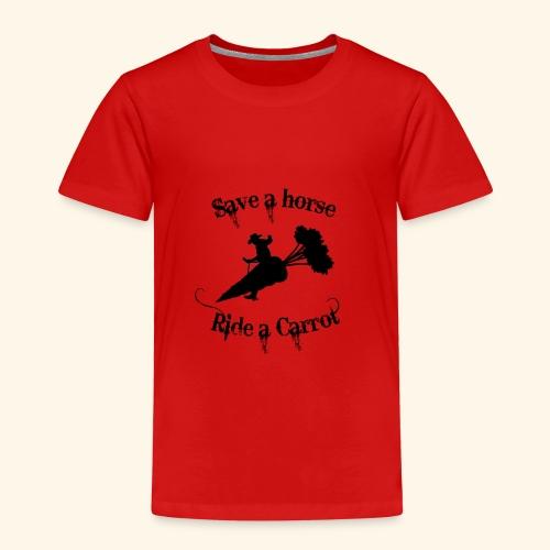 Horse carrot - T-shirt Premium Enfant