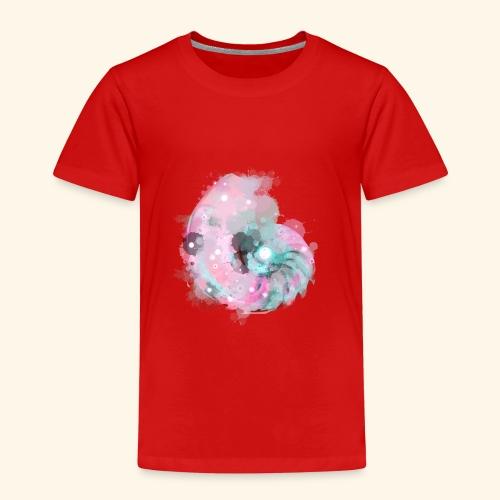 space shell7 - Premium-T-shirt barn