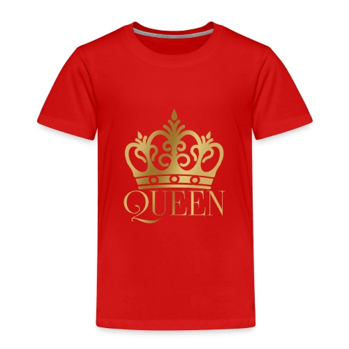 THE QUEEN - Kinder Premium T-Shirt
