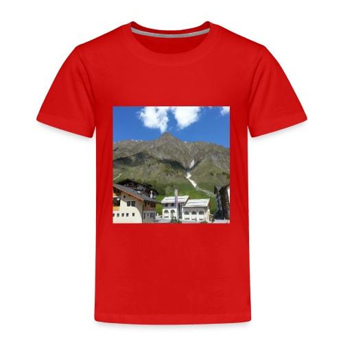 Berge Alm - Kinder Premium T-Shirt
