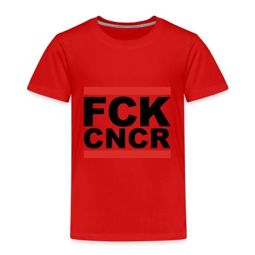 FCK CNCR Fuck Cancer - Kinder Premium T-Shirt