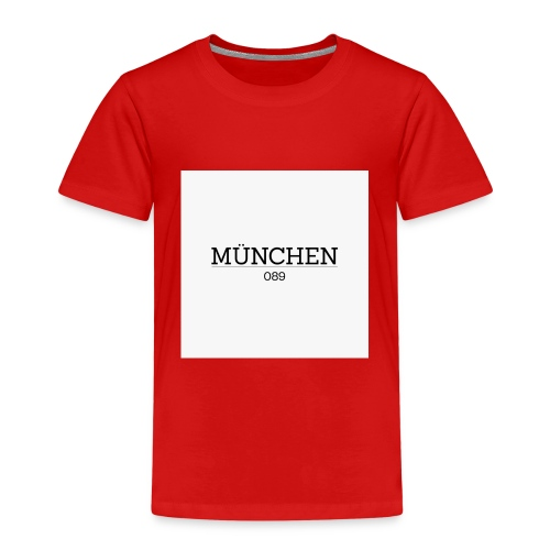 Muenchen 089 - Kinder Premium T-Shirt