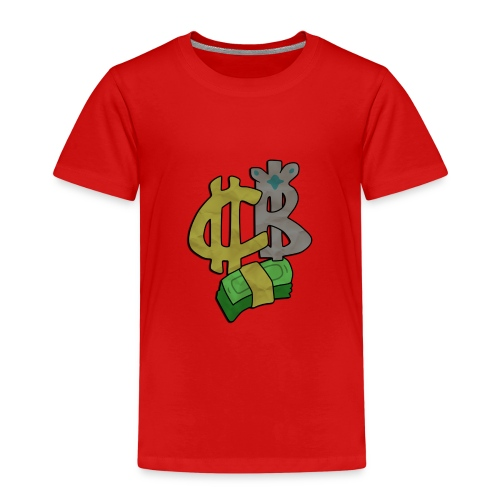 Cash B. - Kinder Premium T-Shirt