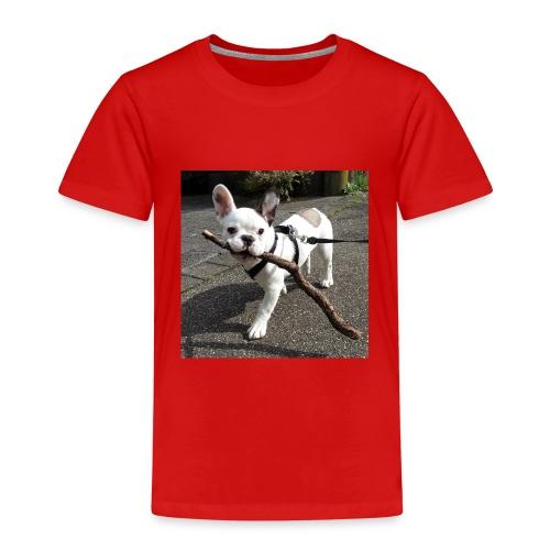 Draugs mit Stöckchen - Kinder Premium T-Shirt