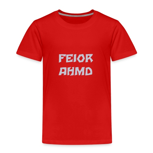FEIORAHMD Sachsen lustig Geschenk Heimat - Kinder Premium T-Shirt