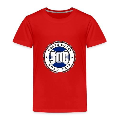 NC500 North Coast 500 Gifts - Kids' Premium T-Shirt