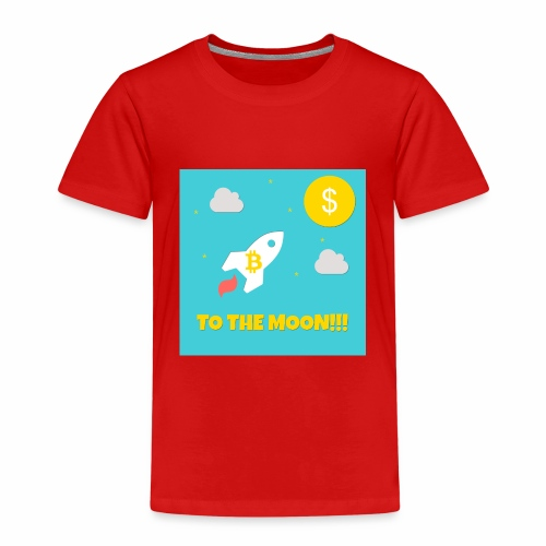 TO THE MOON COLLECTION - Kinder Premium T-Shirt