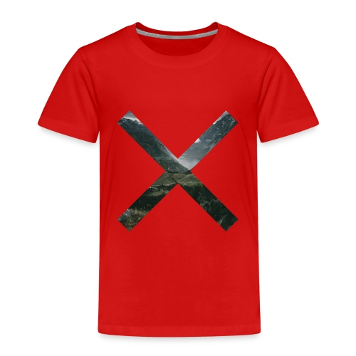 X Travel - Kinder Premium T-Shirt