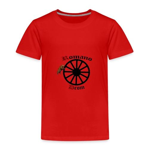 626878 2406580 lennyromanodromutanbakgrundsvartbjo - Premium-T-shirt barn