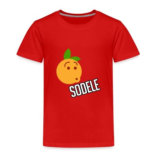 Sodele Orange - Kinder Premium T-Shirt