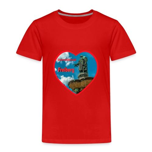 Universitätsstadt Freiberg - Kinder Premium T-Shirt