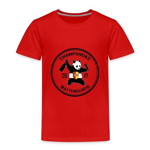 Champandas Wattenscheid - Kinder Premium T-Shirt