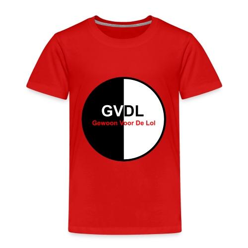 GVDL Logo - Kinderen Premium T-shirt