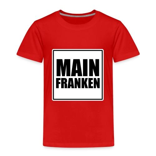 MAIN FRANKEN - Kinder Premium T-Shirt