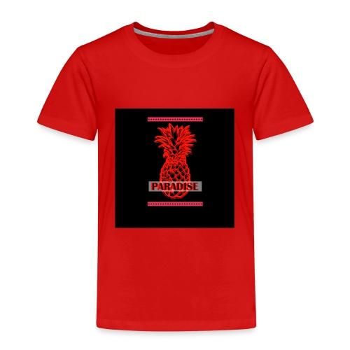 Red Paradise - Kinder Premium T-Shirt