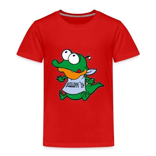 Korpels Schnappi 't? - Kinderen Premium T-shirt