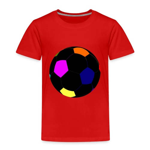 Colorful Ball - Kinder Premium T-Shirt