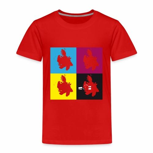 Diseño conmemorativo de Rocky Balboa - Camiseta premium niño