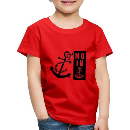 Anker Moin baltic.sh.design - Kinder Premium T-Shirt