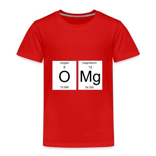OMG Nerd Geschenk Geschenkidee - Kinder Premium T-Shirt