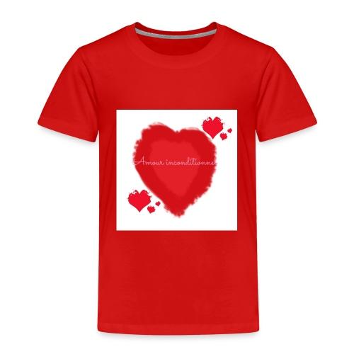 Amour inconditionnel - T-shirt Premium Enfant