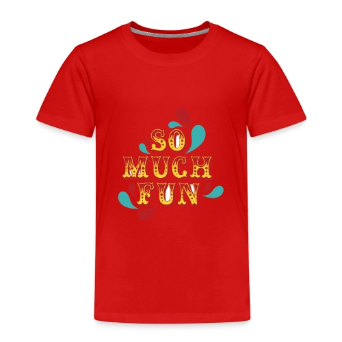 FUN - T-shirt Premium Enfant