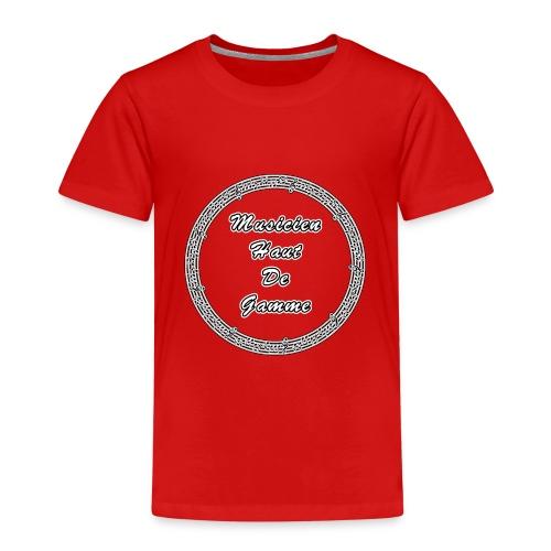 MUSICIEN HAUT DE GAMME - JEUX DE MOTS - FRANCOIS V - T-shirt Premium Enfant