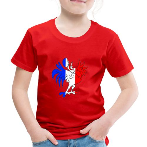 Coq France - T-shirt Premium Enfant