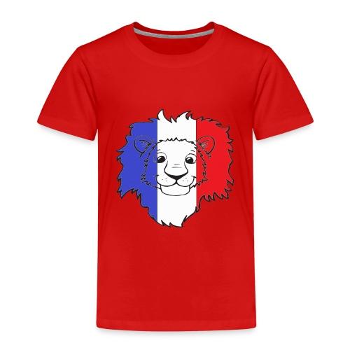 Lion France - T-shirt Premium Enfant