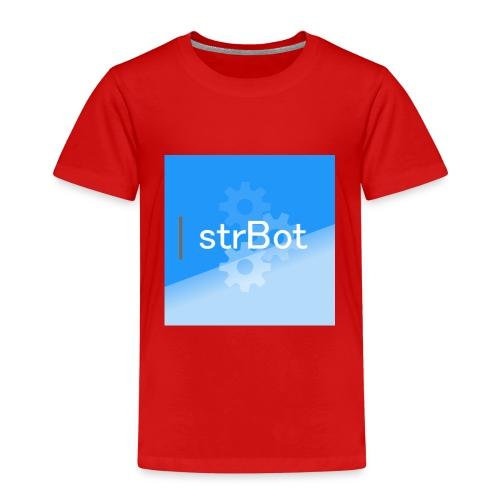strBot Square - Kids' Premium T-Shirt