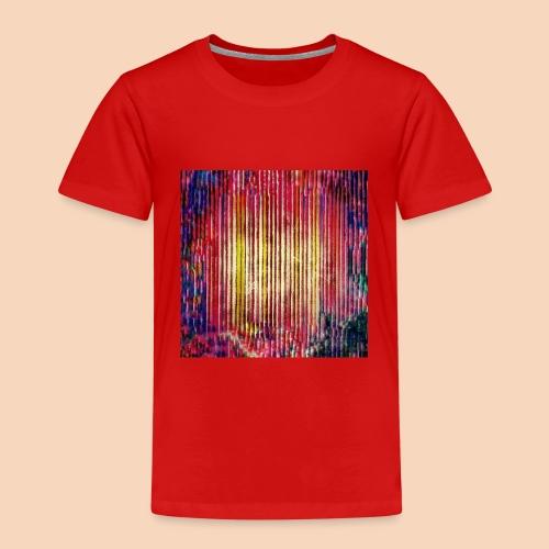 Abstraktes Kunst-Design 2714 by Todd Wichert - Kinder Premium T-Shirt