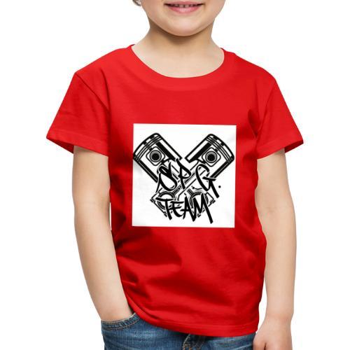 Logo SPG Team - Maglietta Premium per bambini