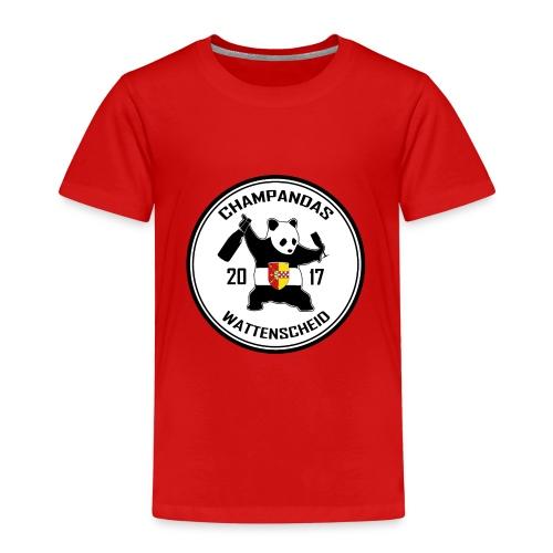 Champandas Logo - Kinder Premium T-Shirt