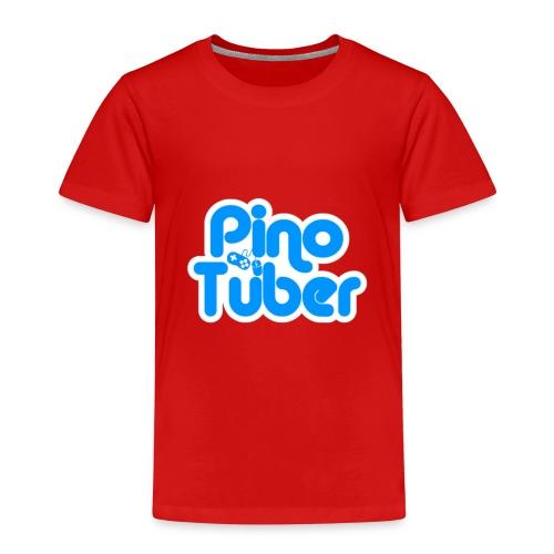 New logo Pinotuber - Kinderen Premium T-shirt