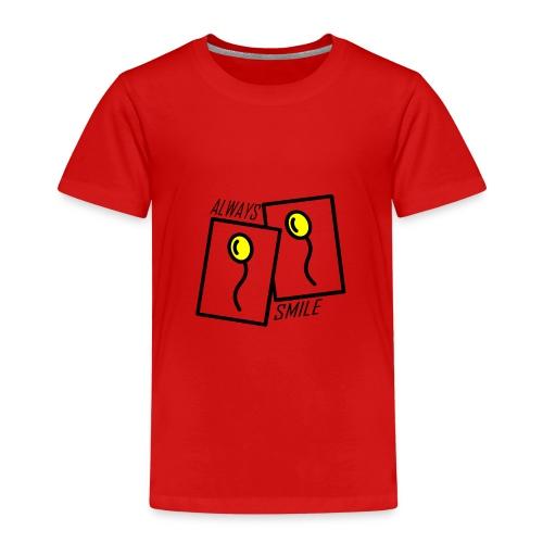 palloncini gialli - Maglietta Premium per bambini