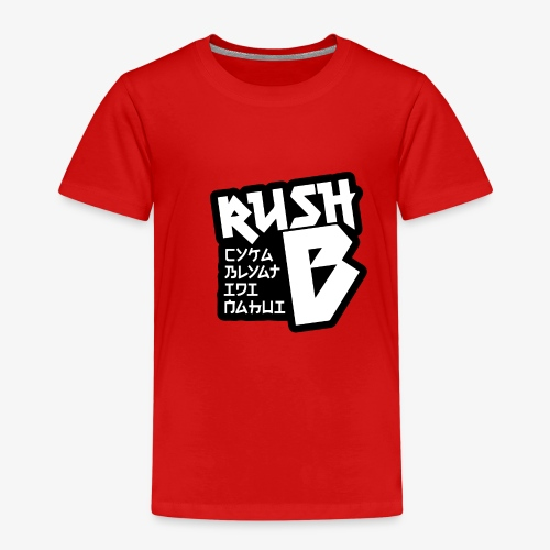 Rush B - CYKA BLYAT - Kinder Premium T-Shirt