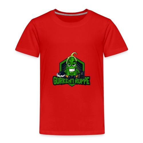 Gurkentruppe Logo - Kinder Premium T-Shirt