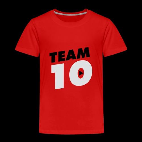 Team10 logo - Kids' Premium T-Shirt