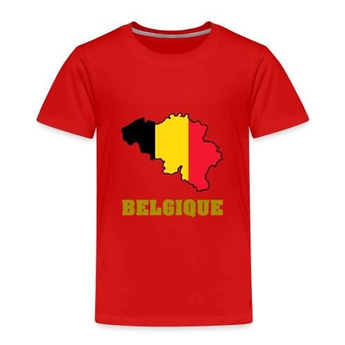 belgique 1 - T-shirt Premium Enfant