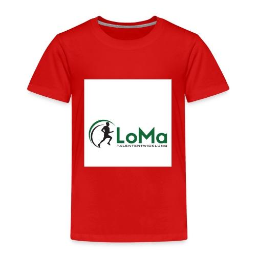 LoMa Talententwicklung - Kinder Premium T-Shirt