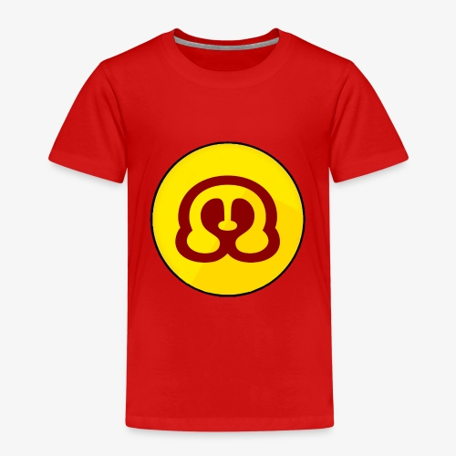 MadGamerNL-BaseLogo - Kinderen Premium T-shirt